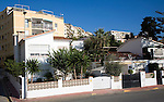 Apartments and suburban housing Rincon de la Victoria, Malaga province, Spain