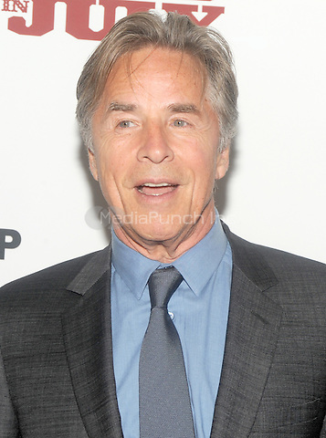 "New York, NY- May 21:Don Johnson attends the Rooftop films ""Cold In July"" New York screening at IFC Theater on May 21, 2014 in New York City. Credit: John Palmer/MediaPunch"