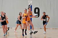 Netball – CSW Junior A Tournament at ASB Sports Centre, Wellington, New Zealand on Thursday 8 August 2019. <br /> Photo by Masanori Udagawa. <br /> www.photowellington.photoshelter.com