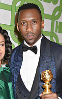BEVERLY HILLS, CA - JANUARY 06: Mahershala Ali attends HBO's Official Golden Globe Awards After Party at Circa 55 Restaurant at the Beverly Hilton Hotel on January 6, 2019 in Beverly Hills, California.<br /> CAP/ROT/TM<br /> &copy;TM/ROT/Capital Pictures
