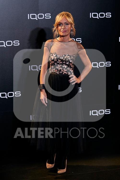Lujan Argüelles attends to IQOS3 presentation at Palacio de Cibeles in Madrid, Spain. February 13, 2019. (ALTERPHOTOS/A. Perez Meca)