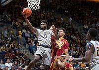 CAL Men's Basketball vs USC, February 28, 2016