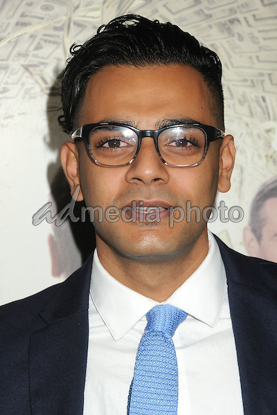 """29 October 2015 - Culver City, California - Hamza Haq. """"The Art Of More"""" Series Premiere held at Sony Pictures Studios. Photo Credit: Byron Purvis/AdMedia"""