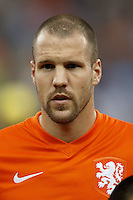 Ron Vlaar of the Netherlands