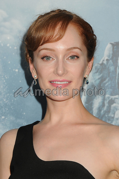 """9 September 2015 - Hollywood, California - Lotte Verbeek. """"Everest"""" Los Angeles Premiere held at the TCL Chinese Theatre. Photo Credit: Byron Purvis/AdMedia"""