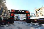 Branding - Bloomberg Square Mile Relay London 2018
