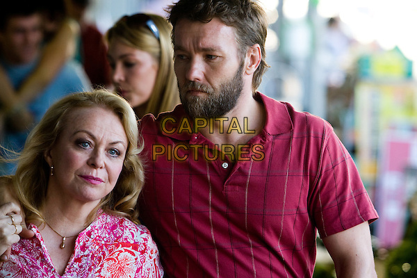 Jacki Weaver & Joel Edgerton .in Animal Kingdom  .*Filmstill - Editorial Use Only*.CAP/PLF.Supplied by Capital Pictures.