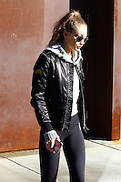 www.acepixs.com<br /> <br /> January 16 2017, New York City<br /> <br /> Model Gigi Hadid leaves her East Village apartment on January 16 2017 in New York City<br /> <br /> By Line: Zelig Shaul/ACE Pictures<br /> <br /> <br /> ACE Pictures Inc<br /> Tel: 6467670430<br /> Email: info@acepixs.com<br /> www.acepixs.com