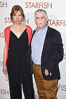 """Tom and Nicola Ray<br /> at the """"Starfish"""" UK premiere, Curzon Mayfair, London.<br /> <br /> <br /> ©Ash Knotek  D3190  27/10/2016"""