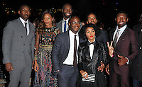 Naomie Harris, Barry Jenkins and Janelle Monae at the 60th BFI London Film Festival &quot;Moonlight&quot; Official Competition screening, Emnbankment Garden Cinema, Villiers Street, London, England, UK, on Thursday 06 October 2016.<br /> CAP/CAN<br /> &copy;CAN/Capital Pictures /MediaPunch ***NORTH AND SOUTH AMERICAS ONLY***