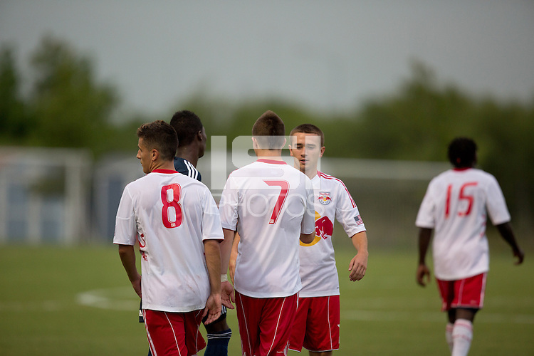 The 2012-13 Development Academy Finals Week kicks off Sunday, July 14, in Houston as 16 teams compete for a title crown.