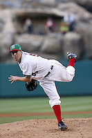 Oliver Perez of Mexico during the World Baseball Championships at Angel Stadium in Anaheim,California on March 16, 2006. Photo by Larry Goren/Four Seam Images