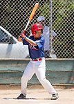 LALL Majors Rangers vs Yankees at Purissima Fields in Los Altos Hills, June 6, 2015