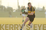 David Casey Dr. Crokes v Nemo Rangers in their AIB Senior Club Football Championship Munster Final at Mallow GAA Grounds on Sunday 30th January 2011.