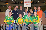 An Daingean: Waitiong for the tally votes to come in for the An Daingean area were: Roy O'Connor, Maurice Sheehan, Michael O'Shea and Sinead Griffin. Back l-r: Des O'Neill, Anthony O'Sullivan, Mike Griffin, Dan Cronin, Moira O'Shea, Michelle O'DShea, Christine Lally and Myra Griffin......