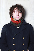 PALMA VIOLETS - Pete Maybew (keyboards) - Photosession in Paris France - 15 Jan 2013.  Photo credit: Manon Violence/Dalle/IconicPix