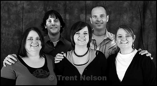 Hutchison family photos (Becky's siblings)
