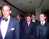 Actor Sean Penn attends the 1999 White House Correspondents Association Dinner at the Washington Hilton Hotel in Washington, D.C. on May 1, 1999.<br /> Credit: Ron Sachs / CNP