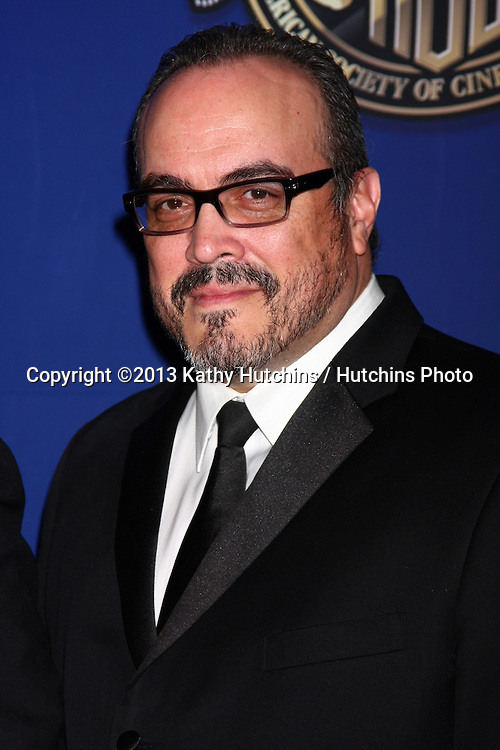 LOS ANGELES - FEB 10:  David Zayas at the 2013 American Society of Cinematographers Awards at the Grand Ballroom, Hollywood & Highland on February 10, 2013 in Los Angeles, CA