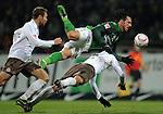 Fussball Bundesliga 2010/11, 14. Spieltag: SV Werder Bremen - FC St Pauli