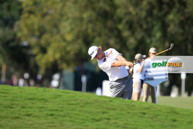 Charles Hoffman (USA) during the 2nd round at the WGC Cadillac Championship, Blue Monster, Trump National Doral, Doral, Florida, USA<br /> Picture: Fran Caffrey / Golffile