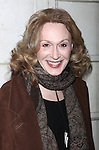 Jan Maxwell.arriving for the Opening Night Performance of the Manhattan Theatre Club's 'Good People'  in New York City.