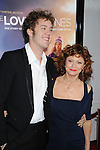 "HOLLYWOOD, CA. - December 07: Susan Sarandon and son Jack Robbins attend the ""Lovely Bones"" Los Angeles Premiere at Grauman's Chinese Theatre on December 7, 2009 in Hollywood, California."