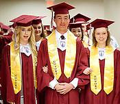 Gentry High School Graduation 2017