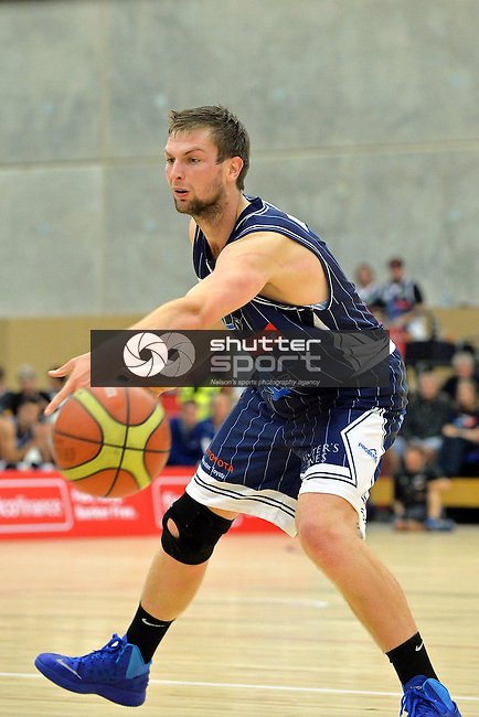 NBL Basketball, Fico Finance Nelson Giants v Canterbury Rams, Saxton Stadium, Nelson, New Zealand. Saturday 12 April 2014. Photos: Barry Whihnall/www.shuttersport.co.nz