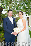 Caroline Russell, Coimin, Daughter of Noel and Alice Russell, and Donal Lehane, Rathmore, son of Tim and Sile Lehane were married at Carriage Church by Fr. Hickey on Saturday 14th May 2016 with a reception at Ballygarry House Hotel
