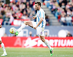 Malaga CF's Ignacio Camacho during La Liga match. April 23,2016. (ALTERPHOTOS/Acero)
