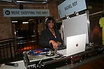 DJ Vidal Spinning at Lucky Magazine's Ninth Annual LUCKY SHOPS Event Hosted by Grammy® Award-Winning Recording Artist, Jennifer Hudson At 82 Mercer, NY  12/6/12