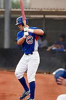 Brett Jackson ---  AZL Cubs - 2009 Arizona League.Photo by:  Bill Mitchell/Four Seam Images