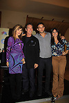 Days Of Our Lives National Tour - Lauren Koslow, Drake Hogestyn, Blake Berris and Camila Banus on September 23, 2012 at The Shops at Mohegan Sun, Uncasville, Connecticut. (Photo by Sue Coflin/Max Photos)