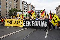 16-06-17 Aufzug Identitäre in Berlin