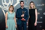 """David Broncano attends """"Iris Academia de Television' awards at Nuevo Teatro Alcala, Madrid, Spain. <br /> November 18, 2019. <br /> (ALTERPHOTOS/David Jar)"""