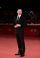 "Il regista statunitense Scott Cooper posa sul red carpet per la presentazione del film ""Hostiles"" al Festival Internazionale del Film di Roma, 26 ottobre 2017.<br /> US director Scott Cooper poses on the red carpet to present the movie ""Hostiles"" during the international Rome Film Festival at Rome's Auditorium, October 26,2017.<br /> UPDATE IMAGES PRESS/Isabella Bonotto"