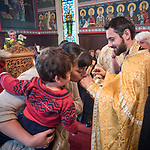 Veneration, Feast of Palm Sunday, St. Sava, Jackson