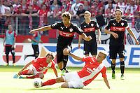 11.08.2013: 1. FSV Mainz 05 vs. VfB Stuttgart
