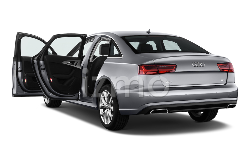 Car images of 2016 Audi A6 - 4 Door Sedan Doors