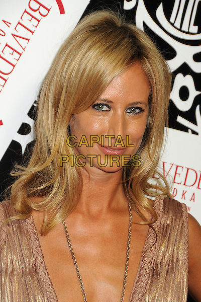 "Lady Victoria Hervey.(Belvedere) RED Brings ""THE BOX"" To LA Party held at Paul & Andre, Hollywood, California USA..26th August 2011.headshot portrait gold.CAP/ADM/BP.©Byron Purvis/AdMedia/Capital Pictures."