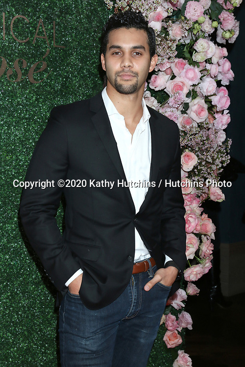 LOS ANGELES - MAR 11:  Devin Harris at the Seagram's Escapes Tropical Rose Launch Party at the hClub on March 11, 2020 in Los Angeles, CA