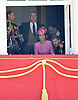17.06.2017, London; UK: TROOPING THE COLOUR 2017 - KATE MIDDLETON AND PRINCE HARRY<br /> Queen Elizabeth and members of the Royal Family attend Trooping the Colour, that marks the Queen Elizabeth&rsquo;s Official Birthday.<br /> Mandatory Credit Photo: &copy;MoD/NEWSPIX INTERNATIONAL<br /> <br /> IMMEDIATE CONFIRMATION OF USAGE REQUIRED:<br /> Newspix International, 31 Chinnery Hill, Bishop's Stortford, ENGLAND CM23 3PS<br /> Tel:+441279 324672  ; Fax: +441279656877<br /> Mobile:  07775681153<br /> e-mail: info@newspixinternational.co.uk<br /> *All fees payable to Newspix International*