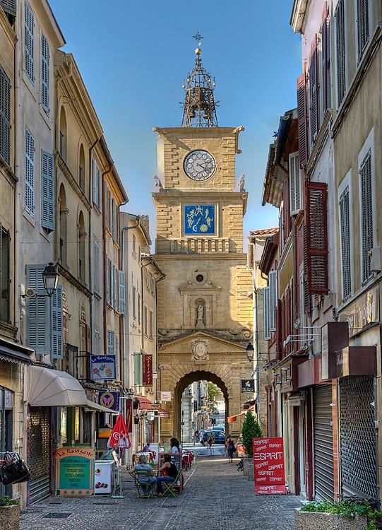 Clock tower salon de provence phil haber photography for Photographe salon de provence