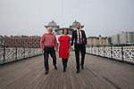 Thomas Carroll - Penarth Pier<br /> <br /> 17.03.15<br /> &copy;Steve Pope - FOTOWALES