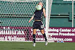 18 July 2009: Washington's Becky Sauerbrunn. The Washington Freedom defeated Saint Louis Athletica 1-0 at the RFK Stadium in Washington, DC in a regular season Women's Professional Soccer game.