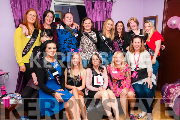 Bride to Be: Emma Simpson, Kilmorna, Listowel on her hen night at her home on Saturday night last.