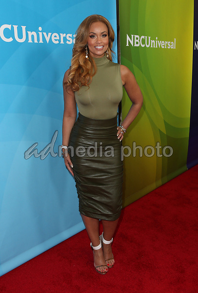 20 March 2017 - Beverly Hills California - Gizelle Bryant. 2017 NBCUniversal Summer Press Day held at The Beverly Hilton Hotel. Photo Credit: AdMedia