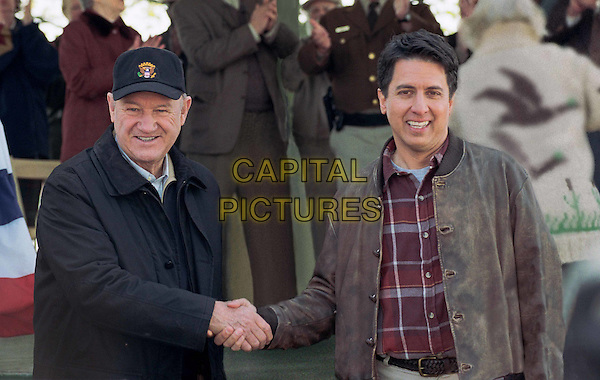 WELCOME TO MOOSEPORT....GENE HACKMAN.RAY ROMANO.Ref: FB.www.capitalpictures.com.sales@capitalpictures.com.Supplied by Capital Pictures