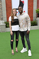 """LOS ANGELES - JUN 2:  Briannon Lepman Cooks, Brandin Cooks at the """"The Secret Life of Pets 2"""" Premiere at the Village Theater on June 2, 2019 in Westwood, CA"""